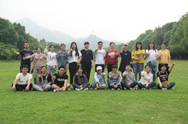 热烈祝贺福州总院户外拓展训练营圆满成功